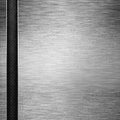 Brushed metal texture futuristic background Royalty Free Stock Images