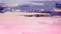 Brushstrokes of pink and purple oil paint on canvas. Abstract background. Royalty Free Stock Photo