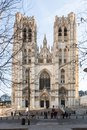 Holy Cathedral in Brussels