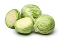 Brussels Sprout Royalty Free Stock Images