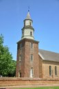 Bruton Parish Episcopal Church, Williamsburg Royalty Free Stock Photography