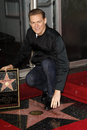 Bryan adams los angeles mar is honored with a star on the hollywood walk of fame at egyptian theater on march in los Stock Images