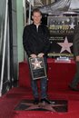 Bryan adams at star on the walk of fame ceremony hollywood ca Royalty Free Stock Photo