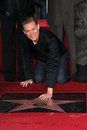 Bryan adams at star on the walk of fame ceremony hollywood ca Stock Image