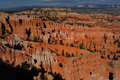 Bryce Canyon hoodoos Royalty Free Stock Photos