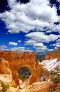 The Bryce Canyon National Park Stock Photography