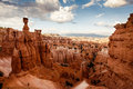 Bryce canyon national park utah the united states Stock Images