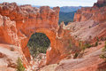 Bryce Canyon Natural Arch Royalty Free Stock Photo
