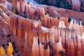 Bryce Canyon panorama Stock Photos