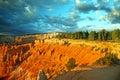Bryce Canyon Sunrise Royalty Free Stock Photo