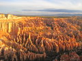 Bryce Canyon at Sunset Royalty Free Stock Photos