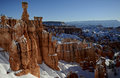 Bryce Canyon, Utah, USA Royalty Free Stock Photo