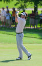 Bubba Watson at the 2011 US Open Royalty Free Stock Photography
