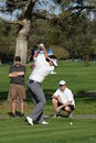Bubba Watson 2012 Farmers Insurance Open Royalty Free Stock Images