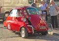 Bubble car Pickering Rally Royalty Free Stock Photo