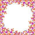 Bubbles decoration background Royalty Free Stock Photo