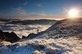 Bucegi Mountains Royalty Free Stock Photo