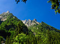 Bucegi Mountains, Romania Royalty Free Stock Photos