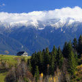 Bucegi mountains Romania Royalty Free Stock Photo