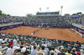 Bucharest open wta tennis comes to romania between july with the inaugural on the red clay of the arenele bnr image from the Stock Image