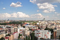 Bucharest panoramic view 4 Stock Image