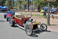 Bucket t roadster the hot rod and highboy are considered to be truly representative of early day hot rodding Stock Photo