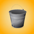 Bucket vector illustration of a Royalty Free Stock Photo