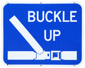 Buckle Up Royalty Free Stock Photo