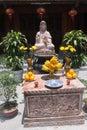 Buda budism altar vietname Royalty Free Stock Photos