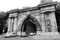 Buda castle tunnel Royalty Free Stock Photo