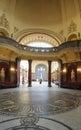 Budapest hungary europe bathrooms gellert Royalty Free Stock Photo