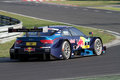 Budapest hungary march new dtm audi brand first laps with professional driver mattias ekström before official test Royalty Free Stock Images