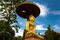Budda statue Stock Photography