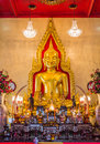 Buddha asia at thailand Stock Photography