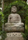 Buddha in kyoto japan statue Stock Photos