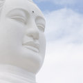 Buddha, landmark on Nha Trang, Vietnam Stock Images