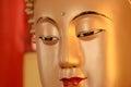 Buddha Masks Royalty Free Stock Photo