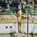 Buddha monument - India Royalty Free Stock Photo