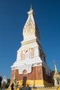 Buddha relics pagoda nakhon phanom phra that phanom Stock Images