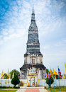 Buddha relics pratat tautain thailand Royalty Free Stock Photography