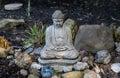 Buddha S In The Garden