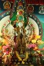 Buddha shrine Stock Photo