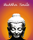 Buddha Smile Royalty Free Stock Images