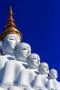 Buddha something beautiful in thailand beauty exposed Royalty Free Stock Photos