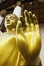 The Buddha statue Royalty Free Stock Photo