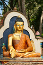The Buddha statue Stock Photo