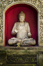 Buddha statue in bali indonesia Stock Photography