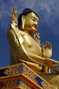 Buddha Statue close up Stock Photos