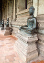 Buddha statue in Laos Stock Photos