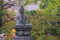 buddha statue at senso-ji temple in Asakusa Royalty Free Stock Photo